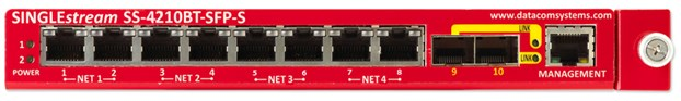 SS-4210BT-SFP-S Aggregation Tap