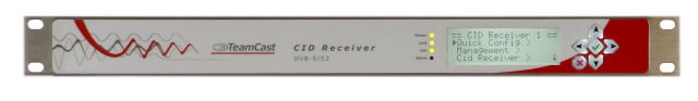 teamcast-CID RECEIVER